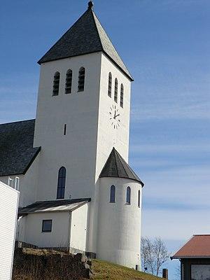 August Nielsen - Svolvær Church