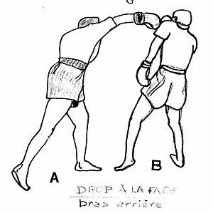 Swing (boxing) - Image: Swing 1