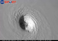 File:Swirling Around the Eye of Hurricane Irma.webm