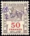 Switzerland Bern 1906 revenue 50Fr - 86B.jpg