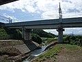 Tōkaidō Shinkansen Yamadagawa bridge.jpg