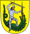 Coat of arms of Třebenice