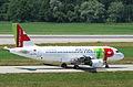 TAP Air Portugal Airbus A319; CS-TTL@ZRH;16.07.2010 583bd (4800200912).jpg
