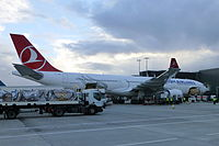 TC-JOD - A333 - Turkish Airlines