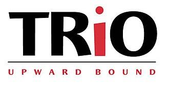 Upward Bound - TRiO Upward Bound logo.