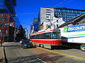 TTC 504 King streetcar, near Parliament, 2016 03 19 (5) (25892472306).jpg