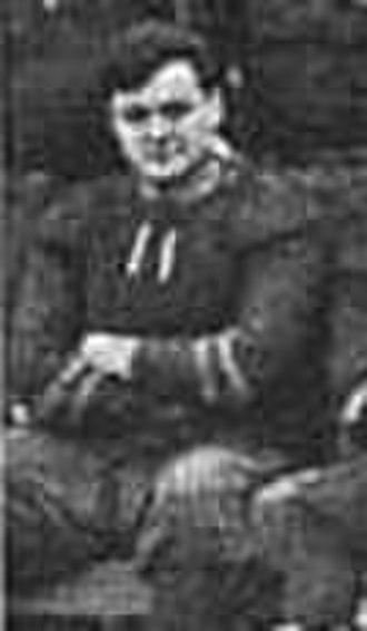 Thomas Reap - Reap at Villanova in 1915