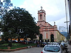 Tabio cathedral