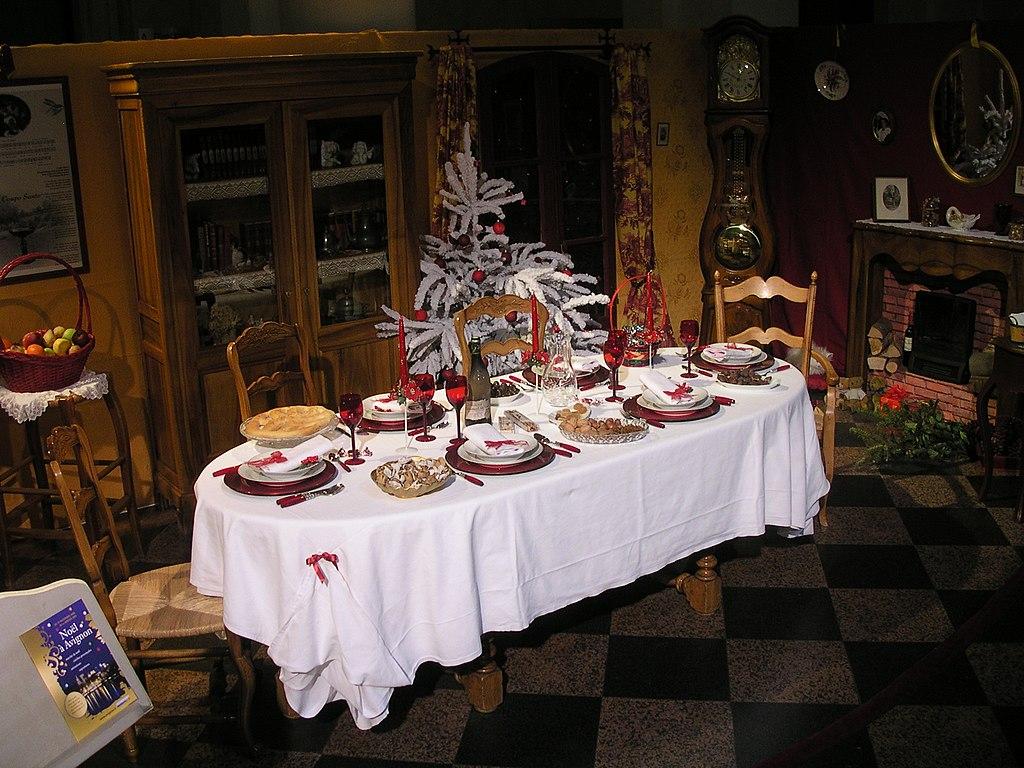 Decoration Table Repas Marocain