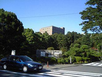 Tamagawa University - Image: Tamagawauniv
