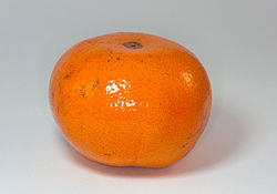 A honey tangerine