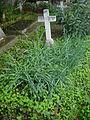 Taormina - Tomba della sorellastra di Wilhelm von Glodden, Sophie Raabe - foto di Giovanni Dall'Orto.jpg