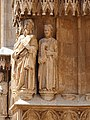 Tarragona Cathedral Sculptures 01.jpg