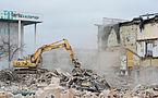 Tartu vana kaubamaja hoonekompleksi lammutamine *.JPG