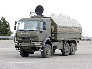 Tatra 810 - Image: Tatra T 810 Czech Army 01