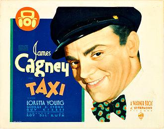 Taxi! - lobby card