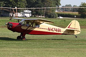 Taylorcraft L-2 - Taylorcraft DCO-65