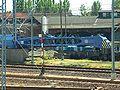 Tczew, Kolejowa, železniční jeřáb.JPG