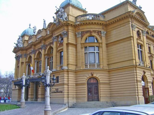 Teatr Slowackiego