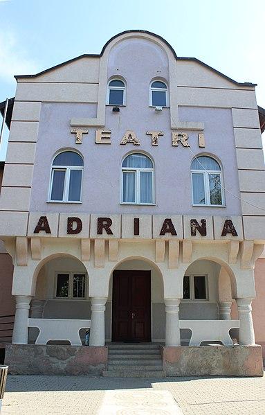 File:Teatri Adriana, Ferizaj.jpg