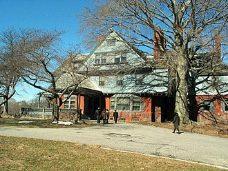 National Historic Site (United States) - Sagamore Hill NHS, Theodore Roosevelt's home