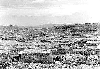 Terlingua, Texas - Terlingua in 1936