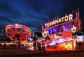 Terminatoro kaj Paraŝutsoldato, night.jpg