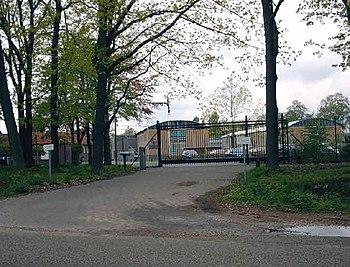 Penitentiaire inrichting ter peel wikipedia for De ingang van het huis