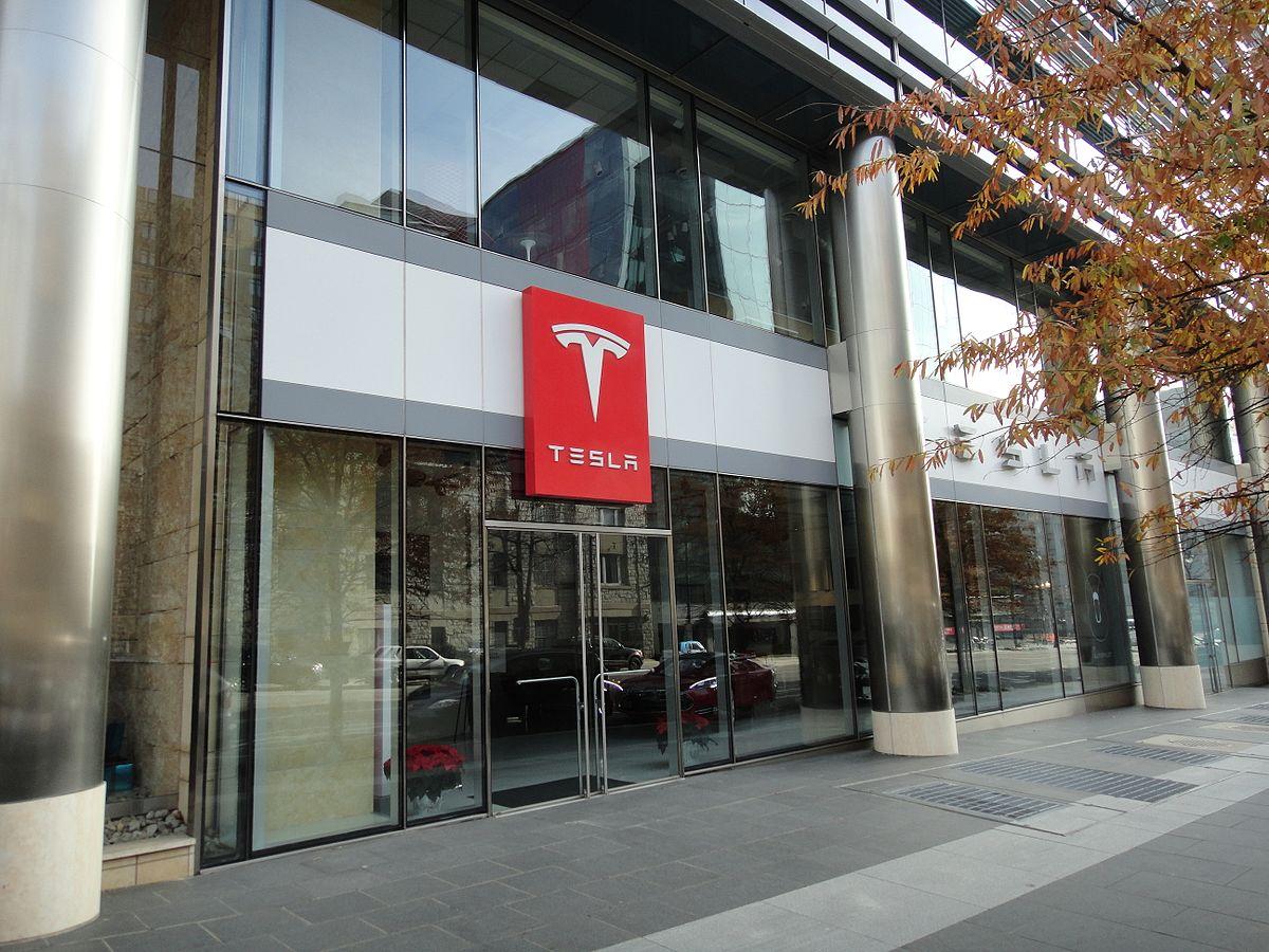 Tesla motors wikipedia for Tesla motors palo alto