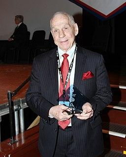 Tom McVie Canadian ice hockey coach