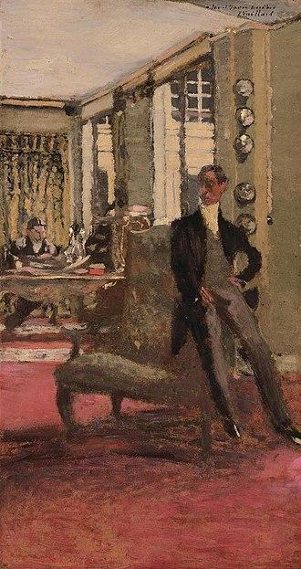 Bernheim-Jeune - Image: The Art Dealers (The Bernheim Jeune Brothers) by Édouard Vuillard
