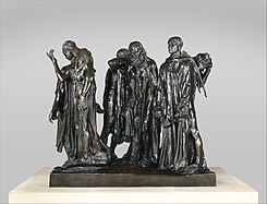 The Burghers of Calais MET DP221863.jpg