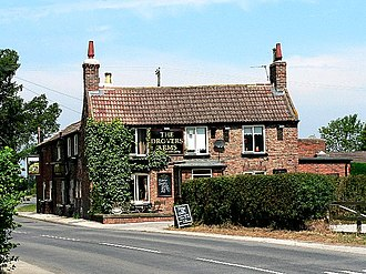 Skipwith - The Drovers Arms gastropub