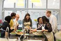 The Duke and Duchess Cambridge at Commonwealth Big Lunch on 22 March 2018 - 054.jpg