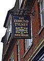 The Edmund Tylney (2) - sign, 30-34 High Street - geograph.org.uk - 2137667.jpg