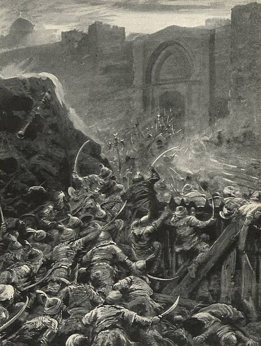 The Fall of Constantinople,