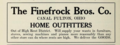 The Finefrock Bros Co - Out of High Rent District - Canal Fulton Ohio 1915.tiff