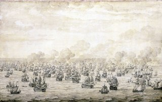 The First Battle of Schooneveld, 28 May 1673