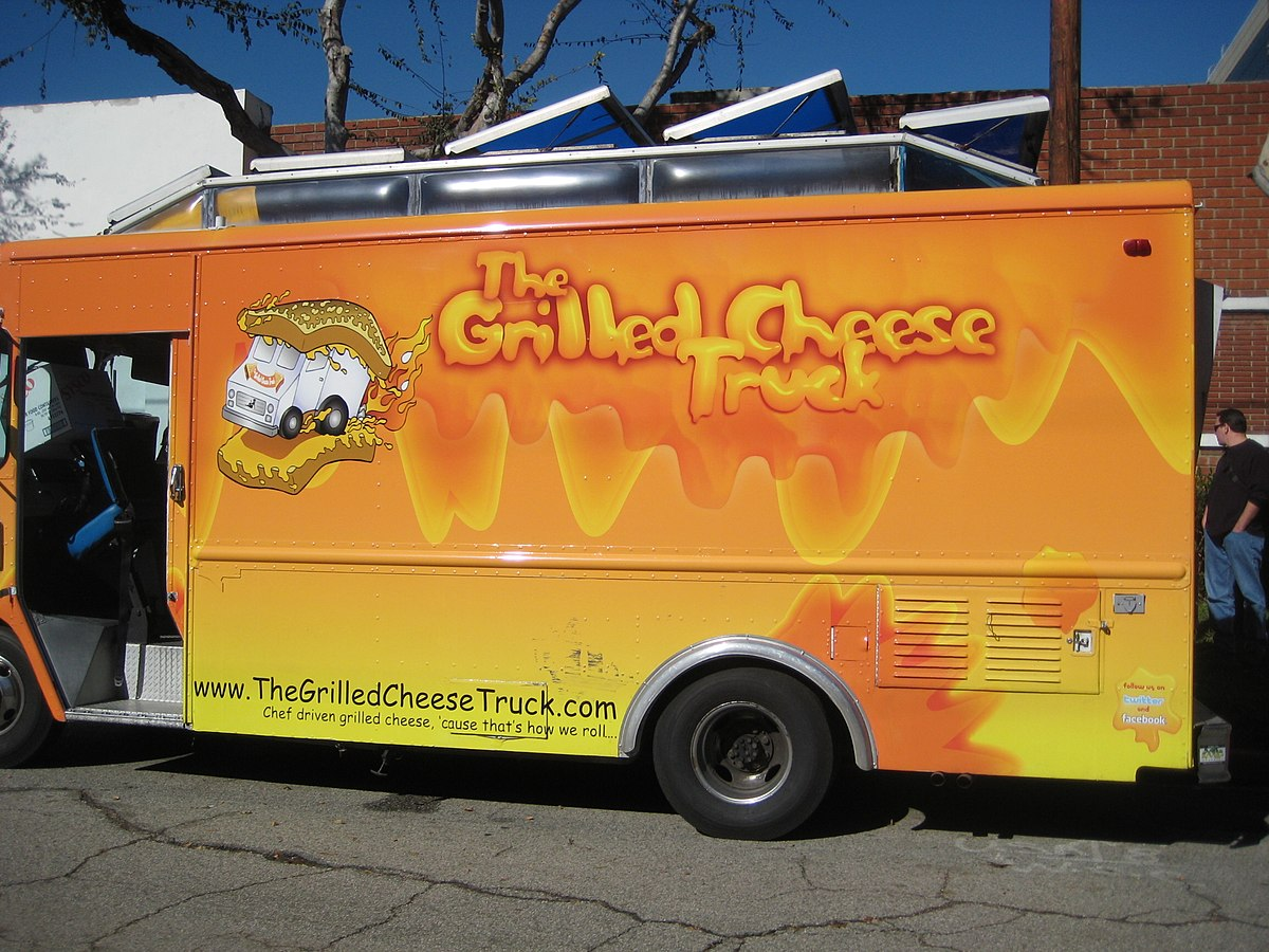 The Grilled Cheese Truck Wikipedia