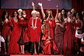 The Heart Truth's Red Dress Collection 2004.jpg