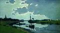 The Maas near Kessel by Derk Wiggers Limburgs Museum L24444.jpg