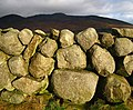 The Mourne Wall near Carrick Little - geograph.org.uk - 643416.jpg