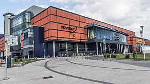 Odyssey Complex - Entrance to the Odyssey Pavilion, Belfast