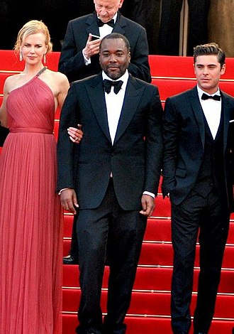 The Paperboy (2012 film) - Nicole Kidman, Lee Daniels, and Zac Efron promoting the film at the 2012 Cannes Film Festival.