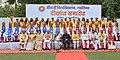 The President, Shri Ram Nath Kovind at the Convocation of Jiwaji University, at Gwalior, Madhya Pradesh.jpg