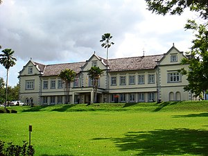 Sarawak State Museum - Image: The Sarawak State Museum, Kuching, Malaysia
