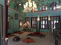 The Sitting room at City Palace, Udaipur.jpg