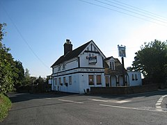 The Ugly Duckling, Station Road, Martin Mill, Kent - geograph.org.uk - 982446.jpg