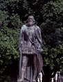 The government of Spain donated this statue of Juan Ponce de Leon in downtown Miami, Florida LCCN2011631841.tif