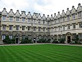 The inner quad, Jesus College, Oxford (geograph 2071251).jpg